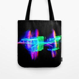 RAINBOW GLOW Tote Bag