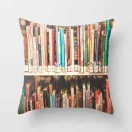 Read More Throw Pillow