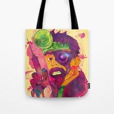 Dr. FraCryStein Tote Bag