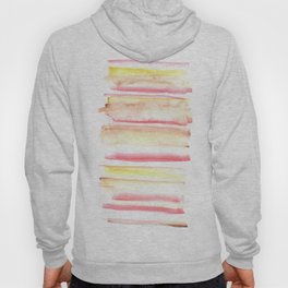 170603 Watercolour Colour Study 10   Modern Watercolor Art   Abstract Watercolors Hoody