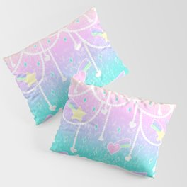Beads and Stickers Pillow Sham