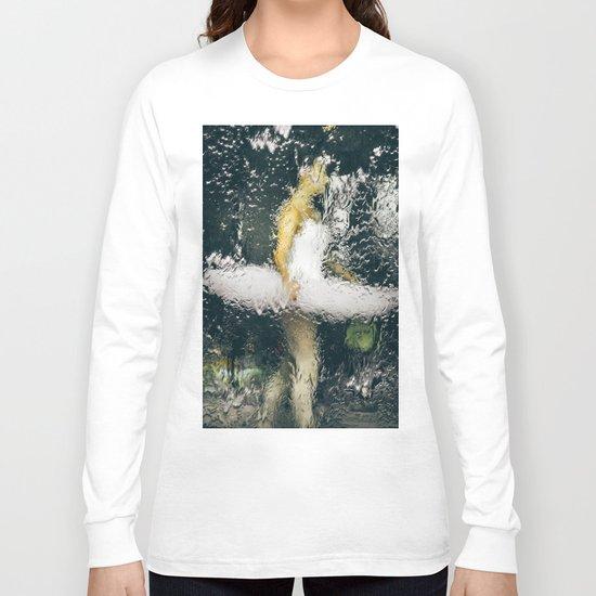 Beautiful Ballerina Waters Long Sleeve T-shirt