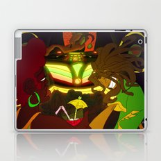 Being  Caribbean: Dance Hall Laptop & iPad Skin