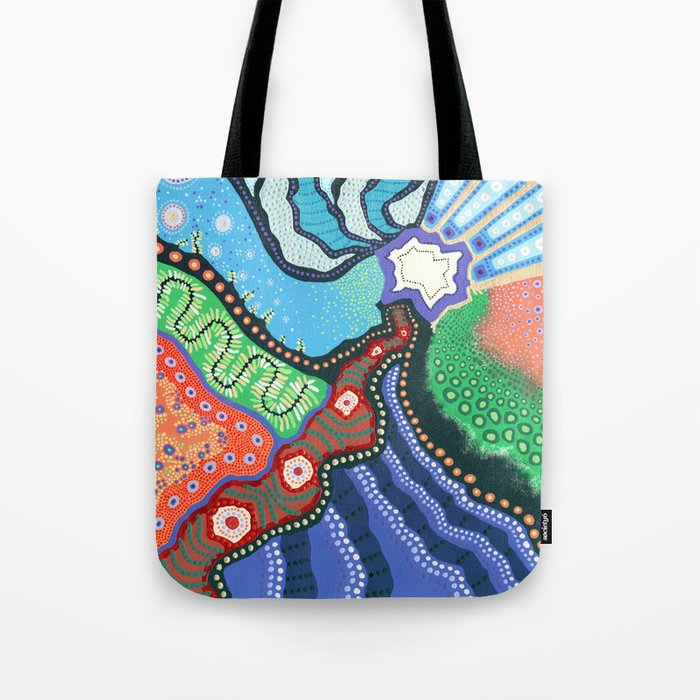 What the Dog Saw, 2016 Tote Bag