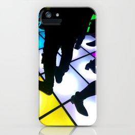 Saturday Night iPhone Case
