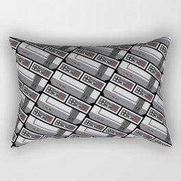 NES PIXEL PATTERN Rectangular Pillow