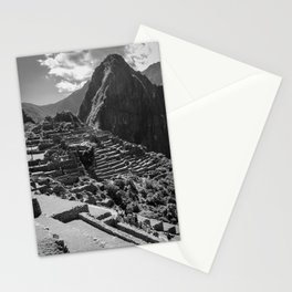 BW Machupicchu Stationery Cards
