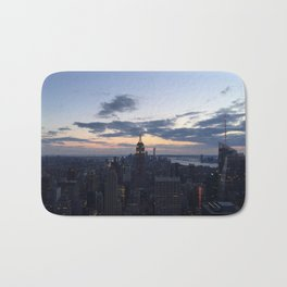 Empire State Building Bath Mat