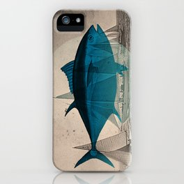 Northern Bluefin iPhone Case
