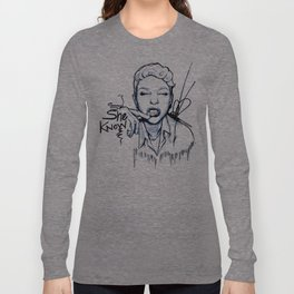 #STUKGIRL Danielle Long Sleeve T-shirt