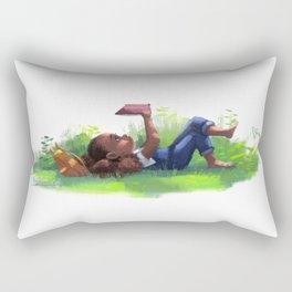 Weekend Goals Rectangular Pillow