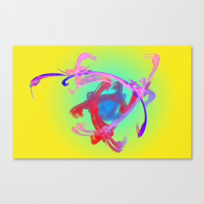 Magic Love Canvas Print