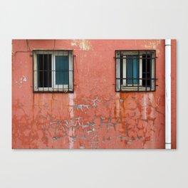 Windows Sister Canvas Print