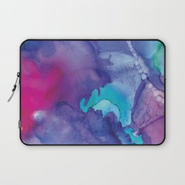 Rainbow Bubble Laptop Sleeve