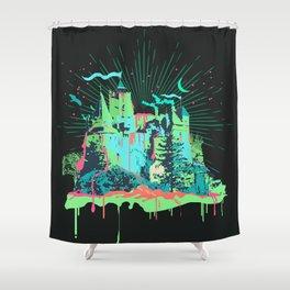 CASTLE OF GOOP II Shower Curtain