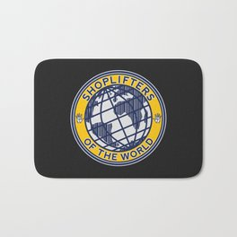 Shoplifters Of The World Bath Mat
