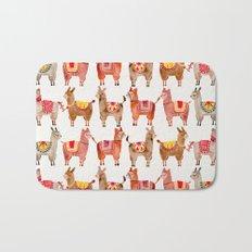 Alpacas Bath Mat