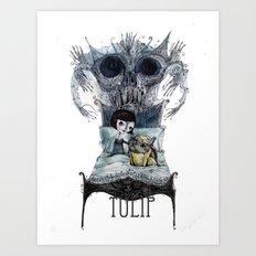 starchart... Art Print