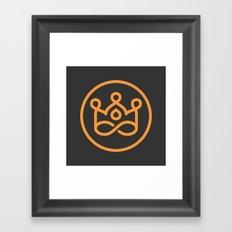 Ever Ruler Framed Art Print