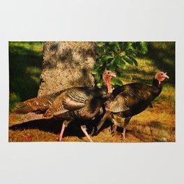 Turkey Trot Rug