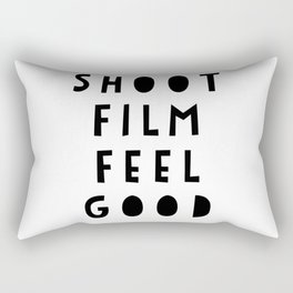 Shoot Film, Feel Good Rectangular Pillow