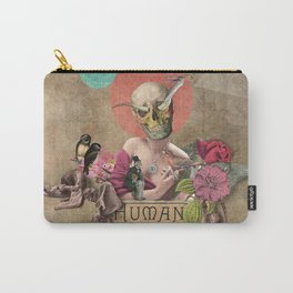 The Happy Human Carry-All Pouch