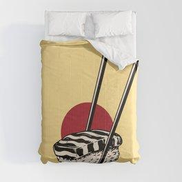 Sushi-San Comforters