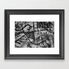 My Ink op 2 Framed Art Print