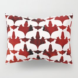 Spring Bunny Pillow Sham