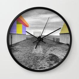 Architectural Storyteller Wall Clock