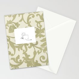Home Work Stationery Cards