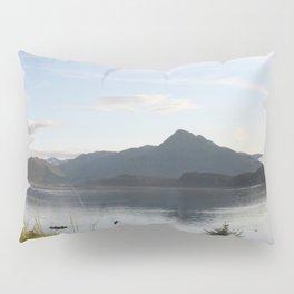 Kashevaroff Mountain Photography Print Pillow Sham