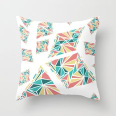 Pyramid Dreams Throw Pillow