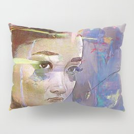 Izanami goddess Japanese Pillow Sham