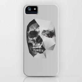 Life & Death. iPhone Case
