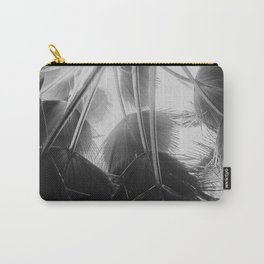 Look up, you're in Paradise // Twin Falls Fruit Stand, Maui Carry-All Pouch