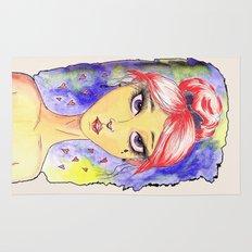 Isabella Watercolor Rug