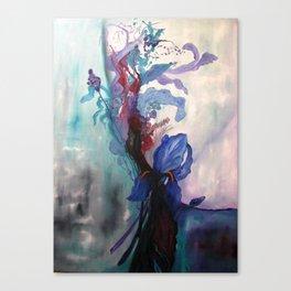 Le Bouquet Canvas Print