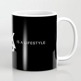 Kia Sterling is a Lifestyle G Coffee Mug