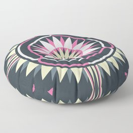 Daisy Chain Floor Pillow