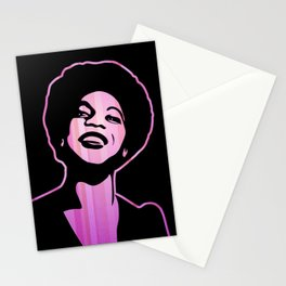 Nina Simone | Pop Art Stationery Cards