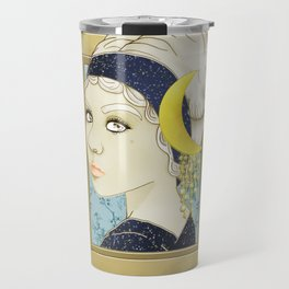 Moon Series: 1910s Travel Mug