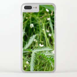 The Meadow Clear iPhone Case