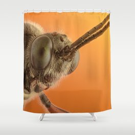 Insect IV Shower Curtain