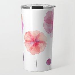 Flowers garden Travel Mug