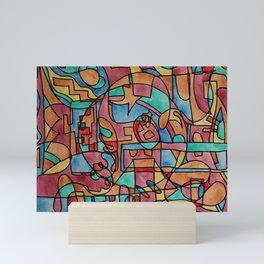 sash,ee11 Mini Art Print