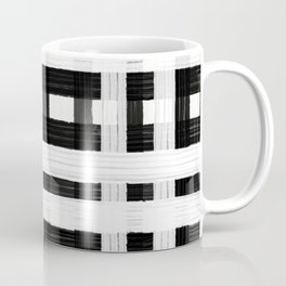 Checker Me Up- WHITE Coffee Mug