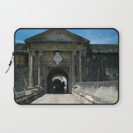 Castillo de San Cristobal Laptop Sleeve