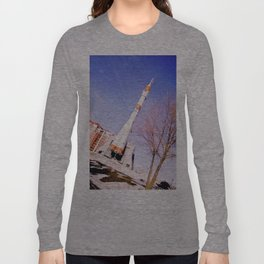 I want to fly to ... Long Sleeve T-shirt