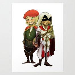 ACB Duo Art Print